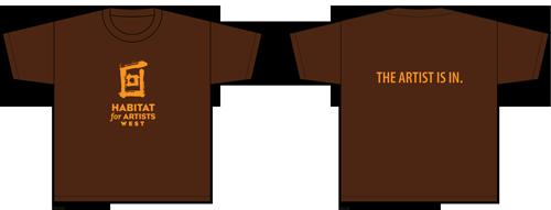 HFAW Tee Shirt Design